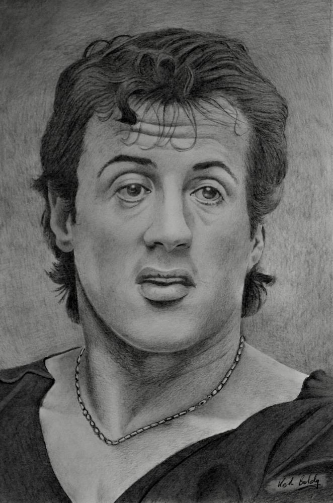 Sylvester Stallone par ktboldy